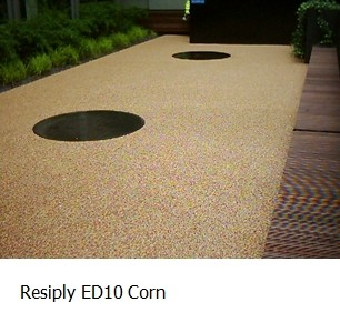 Resiply Ed10 Epoxy Resin For Bound Aggregate 1m2